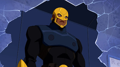 Cornered (Encurralado): Episódio 11 de Young Justice: Invasion
