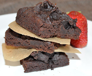 Sugar-free Gluten-free Brownies