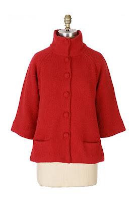 Anthropologie First Blush Jacket