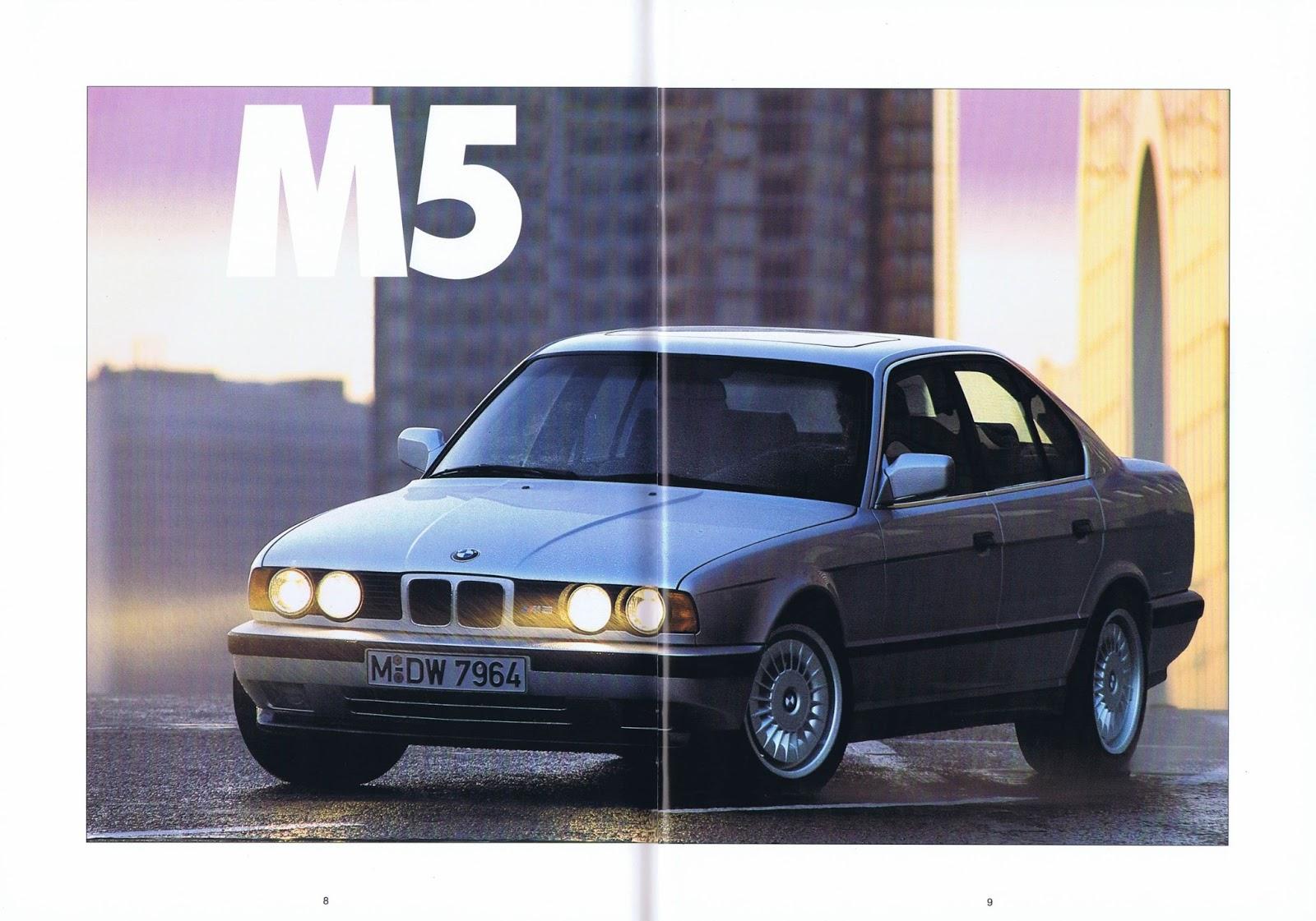 Awesome Collection Of Old Car Brochures Via MotoringConBrio
