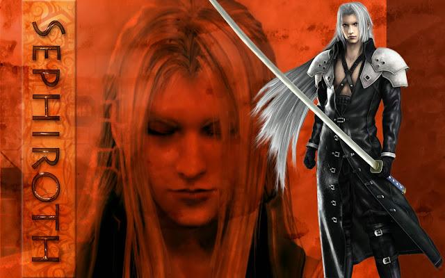 Masamune, la espada de Sephiroth, Final Fantasy VII