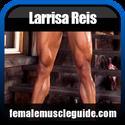 Larissa Reis IFBB Pro Figure Competitor Thumbnail Image 5