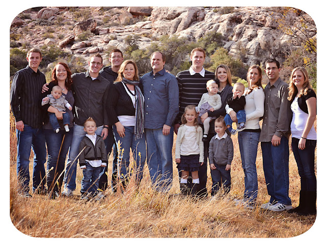 Family Photos, Las Vegas Photographer, Family Pictures, Red Rock Photographer
