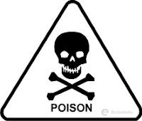 Macam-macam Simbol Keselamatan Kerja di Laboratorium - beracun - echotuts