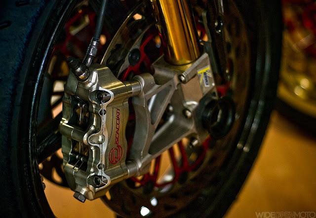 Radical Ducati Discacciati brake