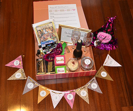 Party-In-A-Box {30th Birthday} | Cordier Events