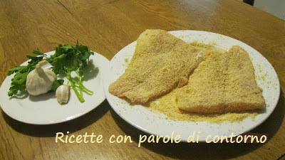 filetto di pesce persico al forno