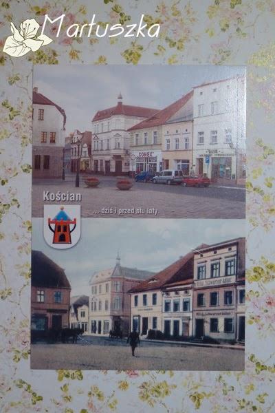 Alterujemy pocztówkę