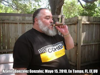 Aramis Gonzalez Gonzalez, Mayo 15, 2010 En Tampa, Florida, Estados Unidos