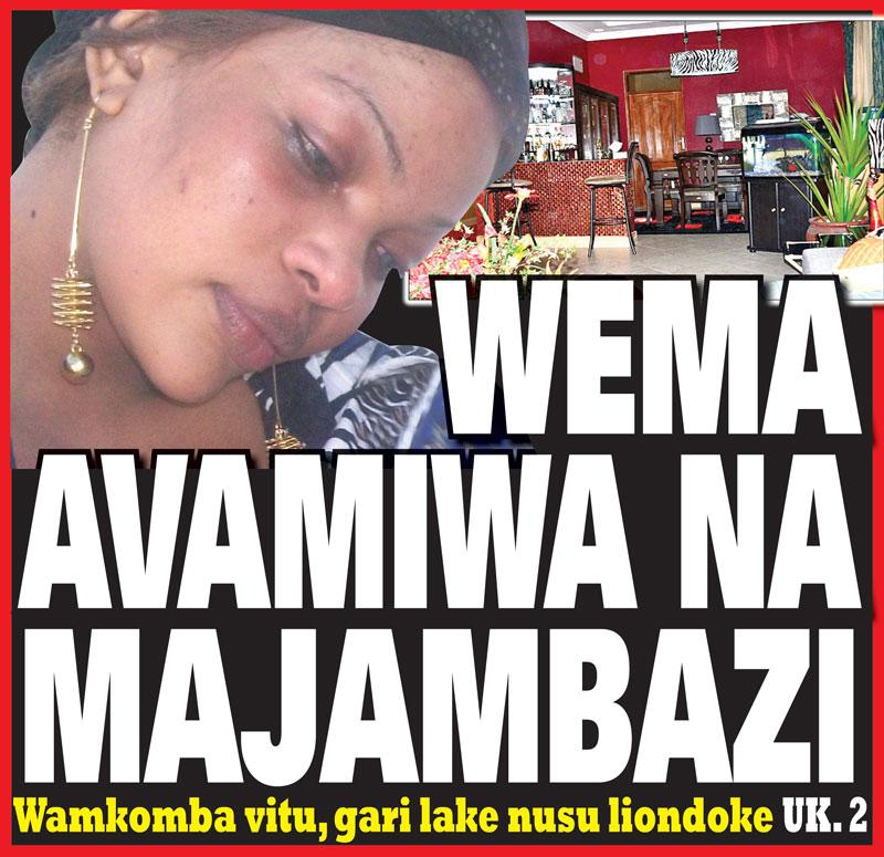 Mvuto wa Wema Sepetu ni balaa kwa wanaume