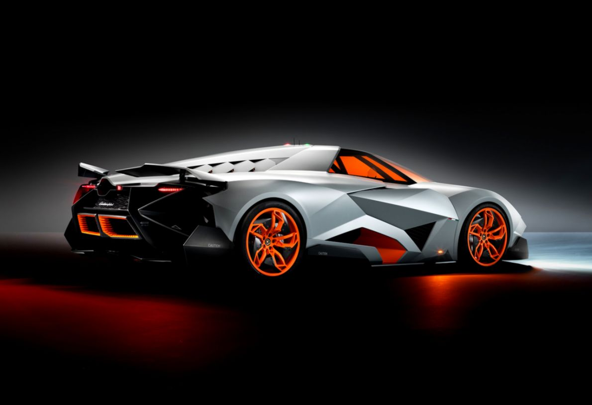 Lamborghini Egoista Concept Photo Gallery   Autoblog