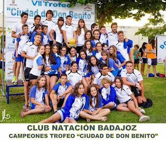 """VII Trofeo """"Ciudad de Don Benito""""."""