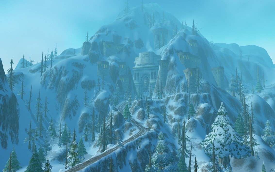 how to go to iron forge from darnassus