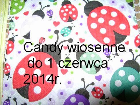 Pierwsze moje candy