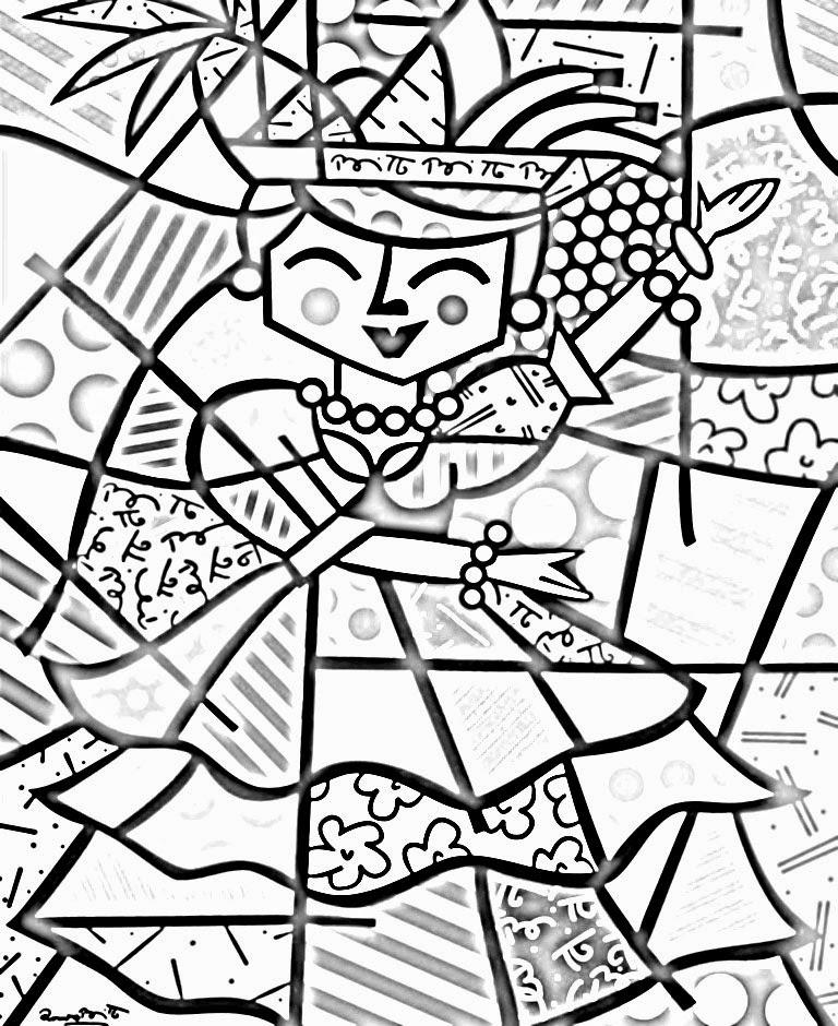 Conhecido Desenhos com Atividades de Artes para Imprimir. | Classificados de  SH02