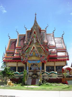 Wat Plai Laem, Koh Samui 2012