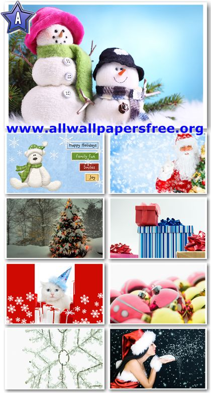 50 Lovely Christmas Wallpapers 2560 X 1600