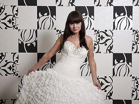 Свадебное платье Нелли Ермолаевой