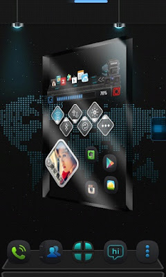 Download Apps Next Launcher 3D 1.32 APK Android Gratis