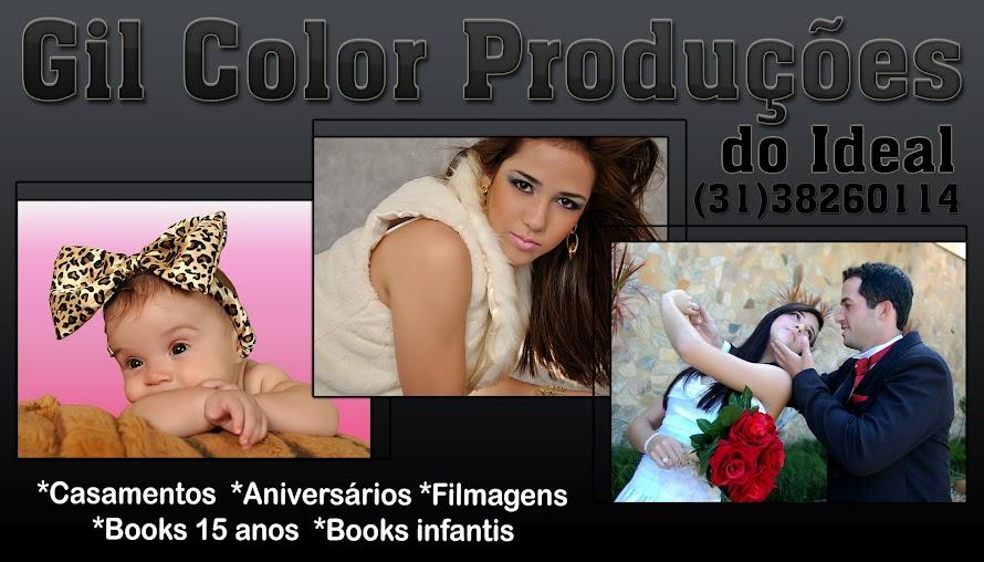 Gil Color Produções - (31) 38260114 - Direção: Gilvan e Elaine