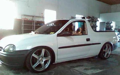 Pick up Corsa Rebaixada