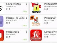 Aplikasi Pilkada di Android
