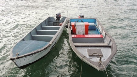 Boat Antar Jemput