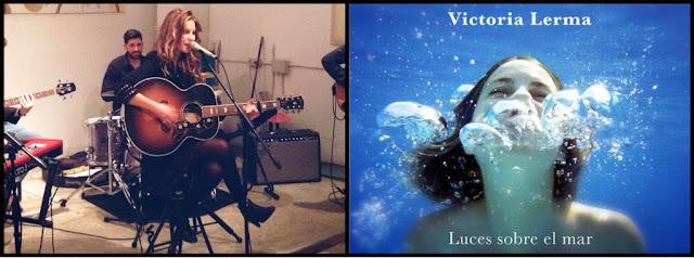 Victoria LERMA [MÚSICA] ... ´Luces sobre el mar´.