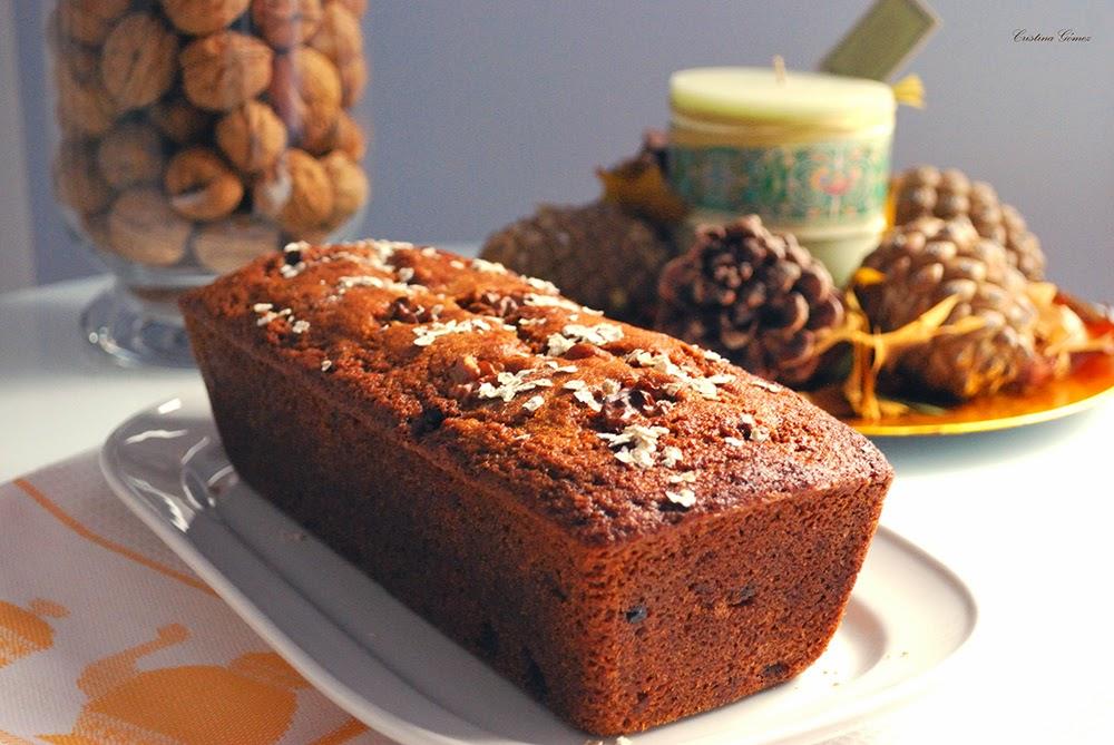 Mondays We Cook: Plum Cake