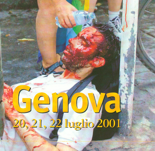 G8 Genova 2001 (Documentario)