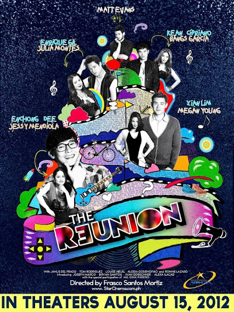 The Reunion All-Cast Movie Poster