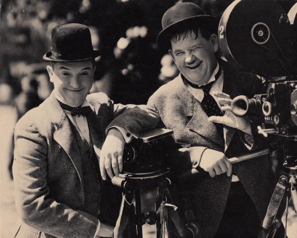 Event: Lachen Sie mit Stan und Ollie (Flyerbild)