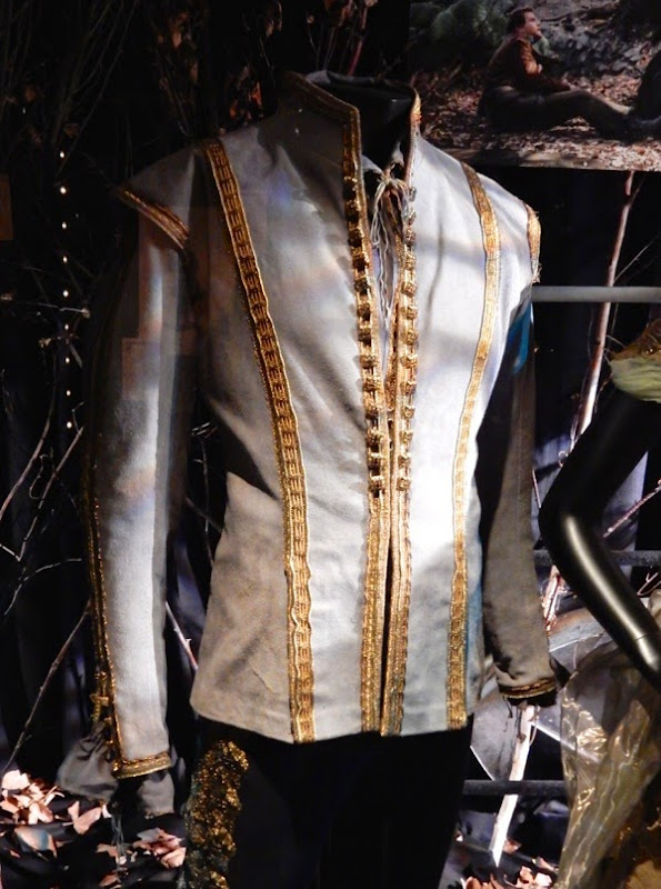 Prince Charming Into the Woods film costume