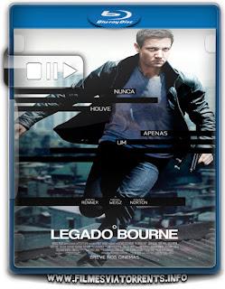 O Legado Bourne Torrent - BluRay Rip 720p Dublado (2012)