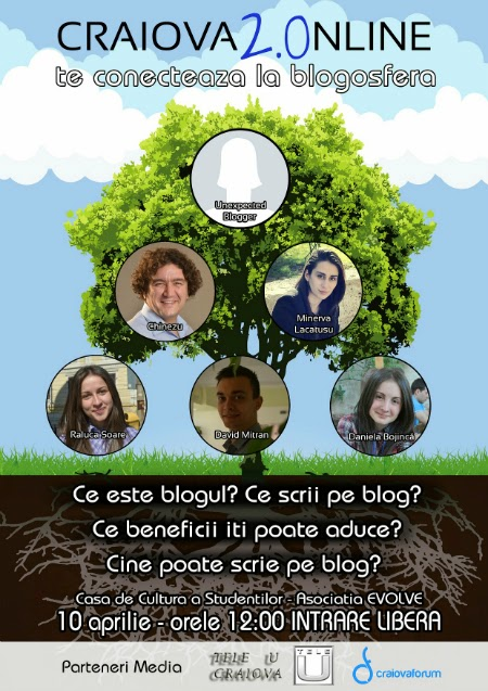 Craiova2Online te conecteaza la blogosfera