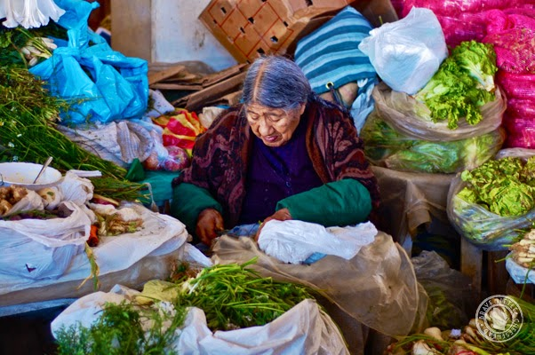 San Pedro market in Cusco | BraveLittleCheesehead.com
