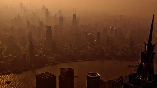 ρύπανση στη Σαγκάη