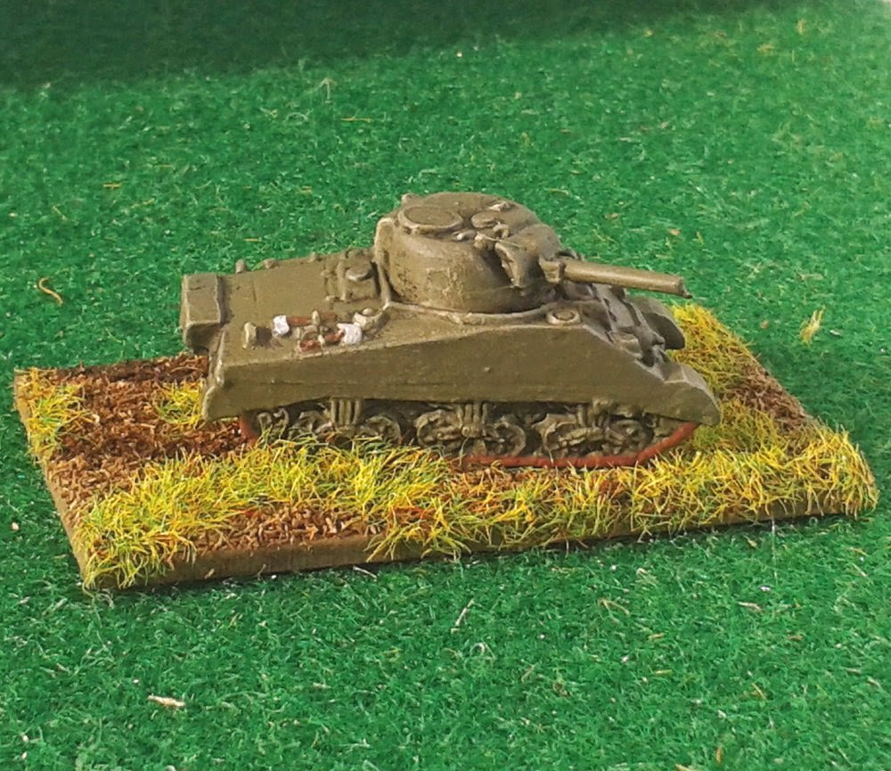 British Sherman picture 1