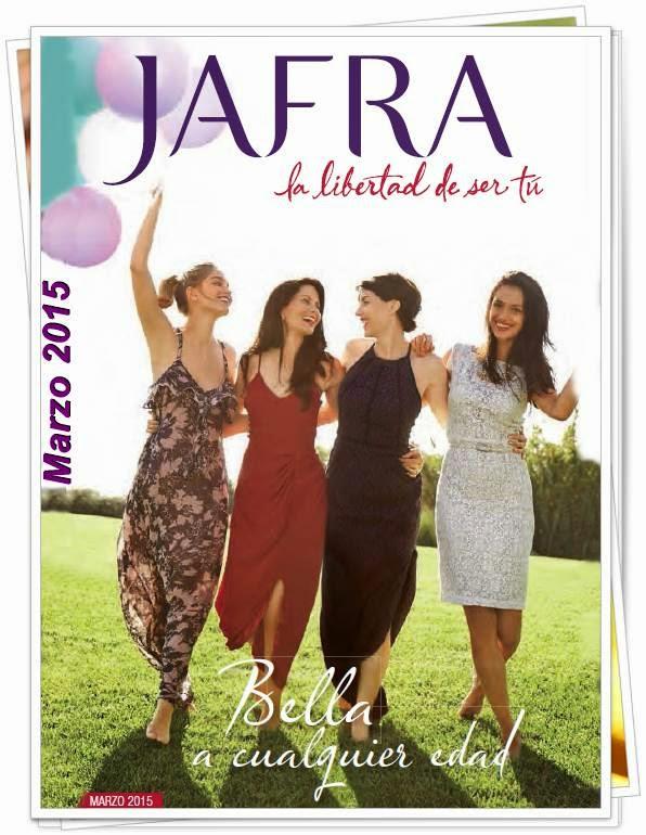 Catalogo Jafra USA Marzo 2015