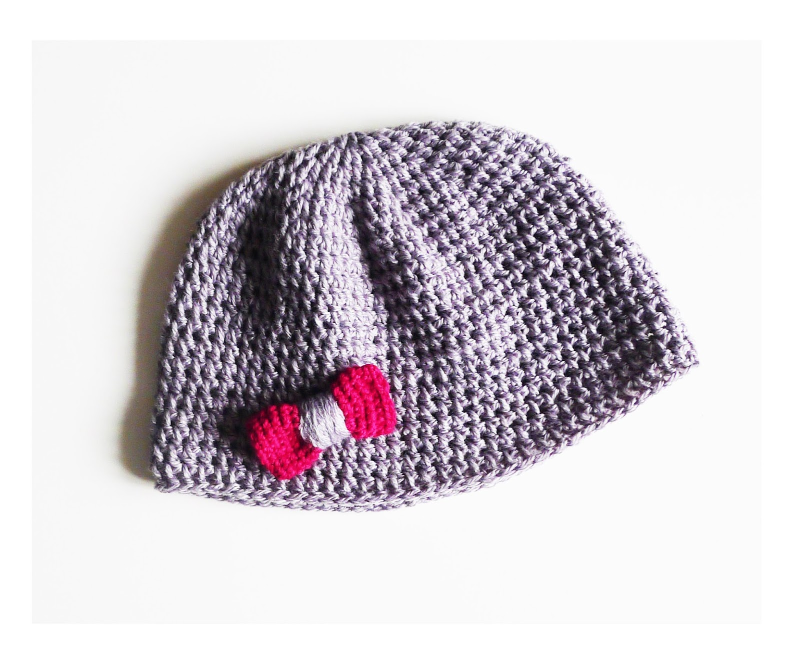 süße Häkelideen: Mütze häkeln