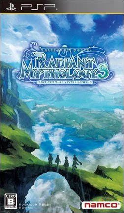 Tales of the World: Radiant Mythology 3 - PSP