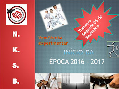 Cartaz Época 2016/2017 - Brevemente!