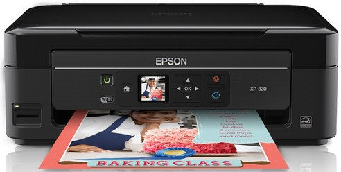 how to connect to wifi with epson xp-320