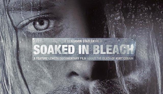 Documental sobre la muerte de Kurt Cobain.