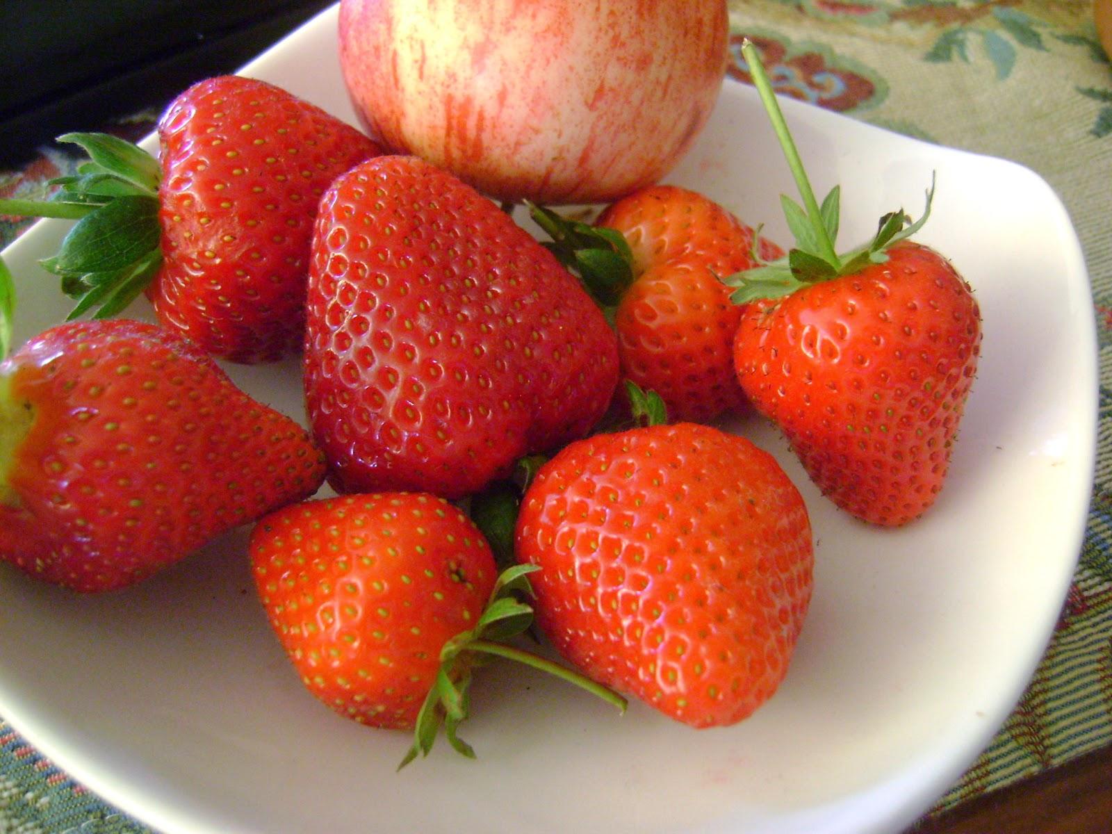 fruit strawberries 4 - photo #45