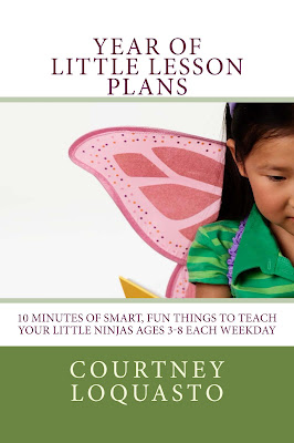 Year of Little Lesson Plans Book