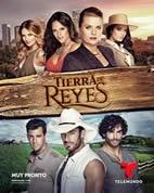 Tierra De Reyes capítulo 114, miércoles 20 mayo 2015