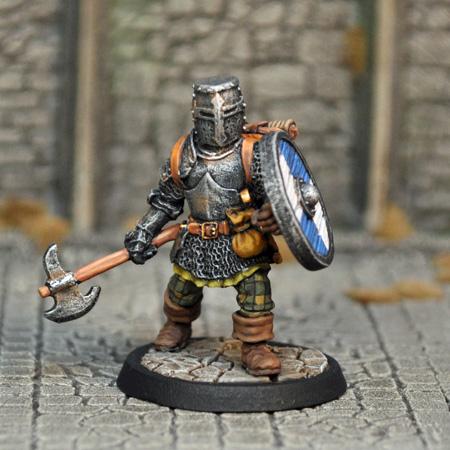 The Dark Templar A Frostgrave Warband
