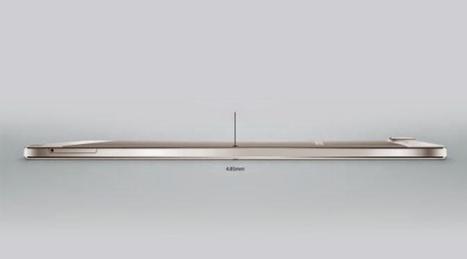 Oppo R5, Smartphone Tertipis di Dunia