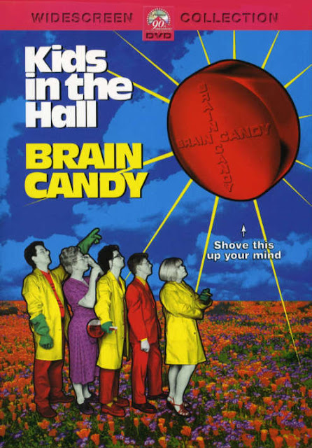 Brain Candy Dvd